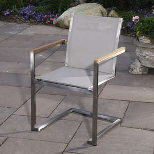 Bali Stacking Patio Dining Chair