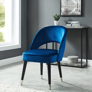 Elva Upholstered Dining Chair (Set of 2) Orren Ellis