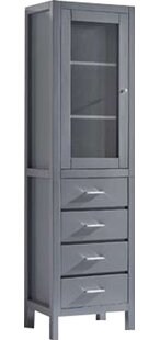 Wellmont 1 Door Accent Cabinet by Virtu USA