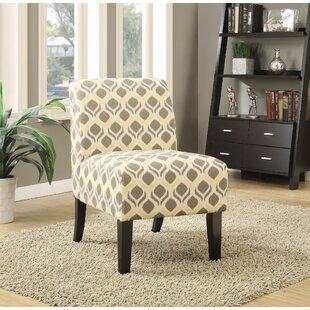 Entwisle Slipper Chair by Ebern Designs