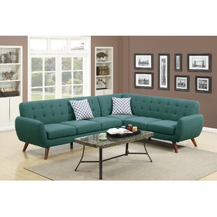 George Oliver Cowart Sectional