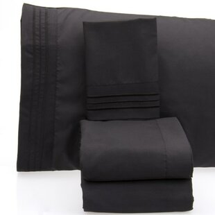 Luxurious 1500 Thread Count Microfiber Sheet Set By LaCozee
