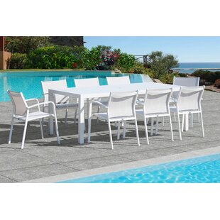 Mcconnell 9 Piece Dining Set