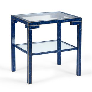 Decker End Table by Wildwood Design