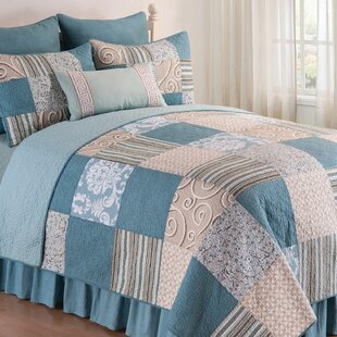 Hopwood Reversible Quilt Set