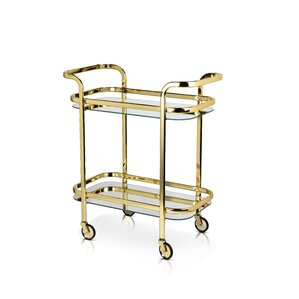 Belmont Bar Cart by Viski