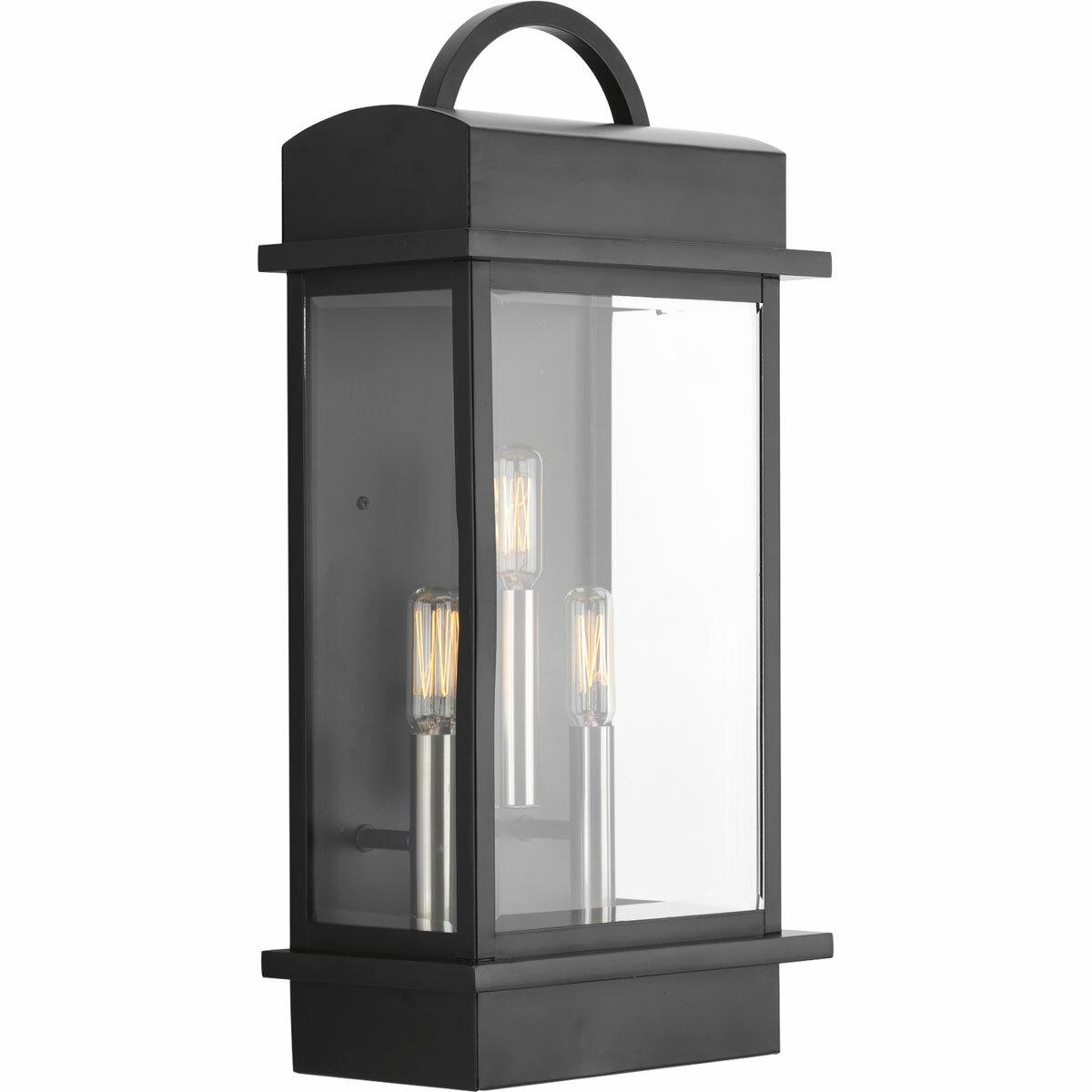 Watterson 3 Light Outdoor Wall Lantern Reviews Joss Main