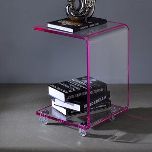 Aileen End Table by Wade Logan