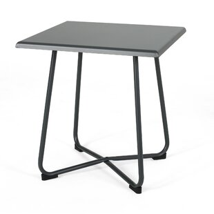 Bang Outdoor Side Table by Brayden Studio