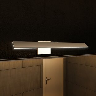 Wade Logan Crompton 1-Light LED Bath Bar