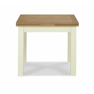 Espinoza Extendable Dining Table By Rosecliff Heights