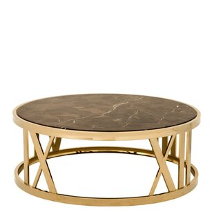 Baccarat Coffee Table by E..