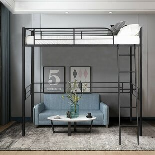 Burkle Twin Platform Bed by Latitude Run