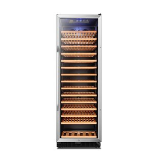 171 Bottle Single Zone Convertible Wine Cellar by Borealis Top Reviews