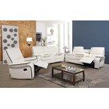 Eirwen 3 Piece Reclining Living Room Set by Latitude Run®