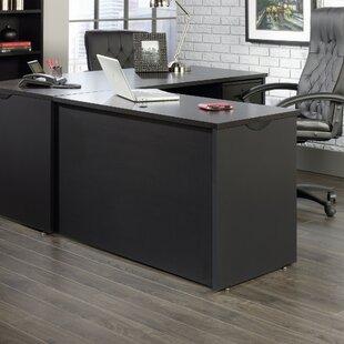 Castalia Desk Shell with Hutch by Red Barrel Studio