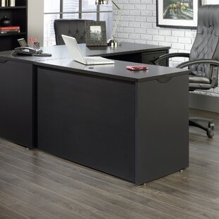 Castalia L-Shape Executive Desk with Hutch