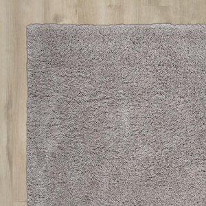 Vandiver Hand-Tufted Silver Area Rug