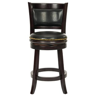 Galle 24 Swivel Bar Stool Charlton Home