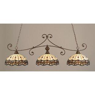 Astoria Grand Sumler 3-Light Kitchen Isla..