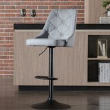 Kendall 25 Bar Stool (Set of 2) by Gracie Oaks