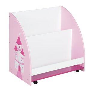 Crown 60cm Book Cart By Roba