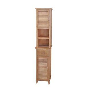 35cm x 171cm Free Standing Bathroom Cabinet by dCor design