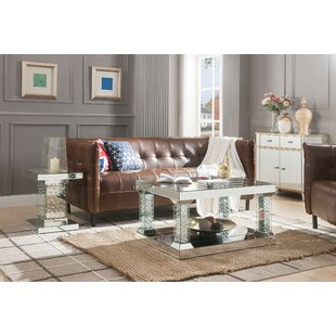 Perham 2 Piece Coffee Table Set By Everly Quinn