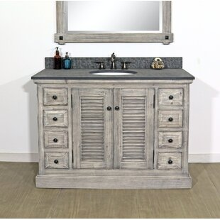 Wilbert 48 Single Bathroom Vanity Set by Breakwater Bay