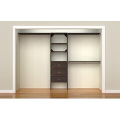 Soft Drawer Close Closet Systems You Ll Love In 2021 Wayfair