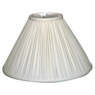 Purchase 12 Silk Empire Lamp Shade By Alcott Hill