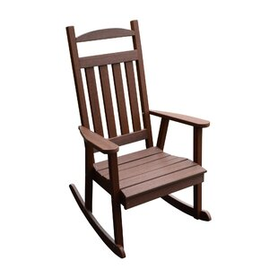 Greer Rocking Chair by August Grove
