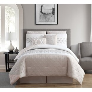 Roe Reversible Comforter Set