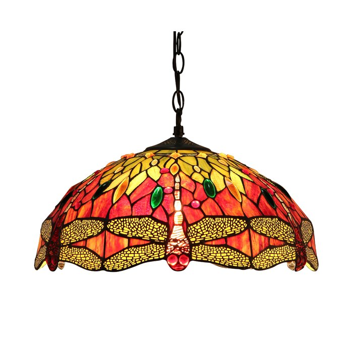 Mar Vista 2 Light Single Dome Pendant