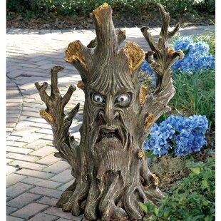 Design Toscano Bark The Black Forest Ent Tree Statue
