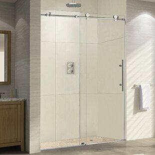 Searching for 60 x 76 Single Sliding Frameless Shower Door ByWoodBridge