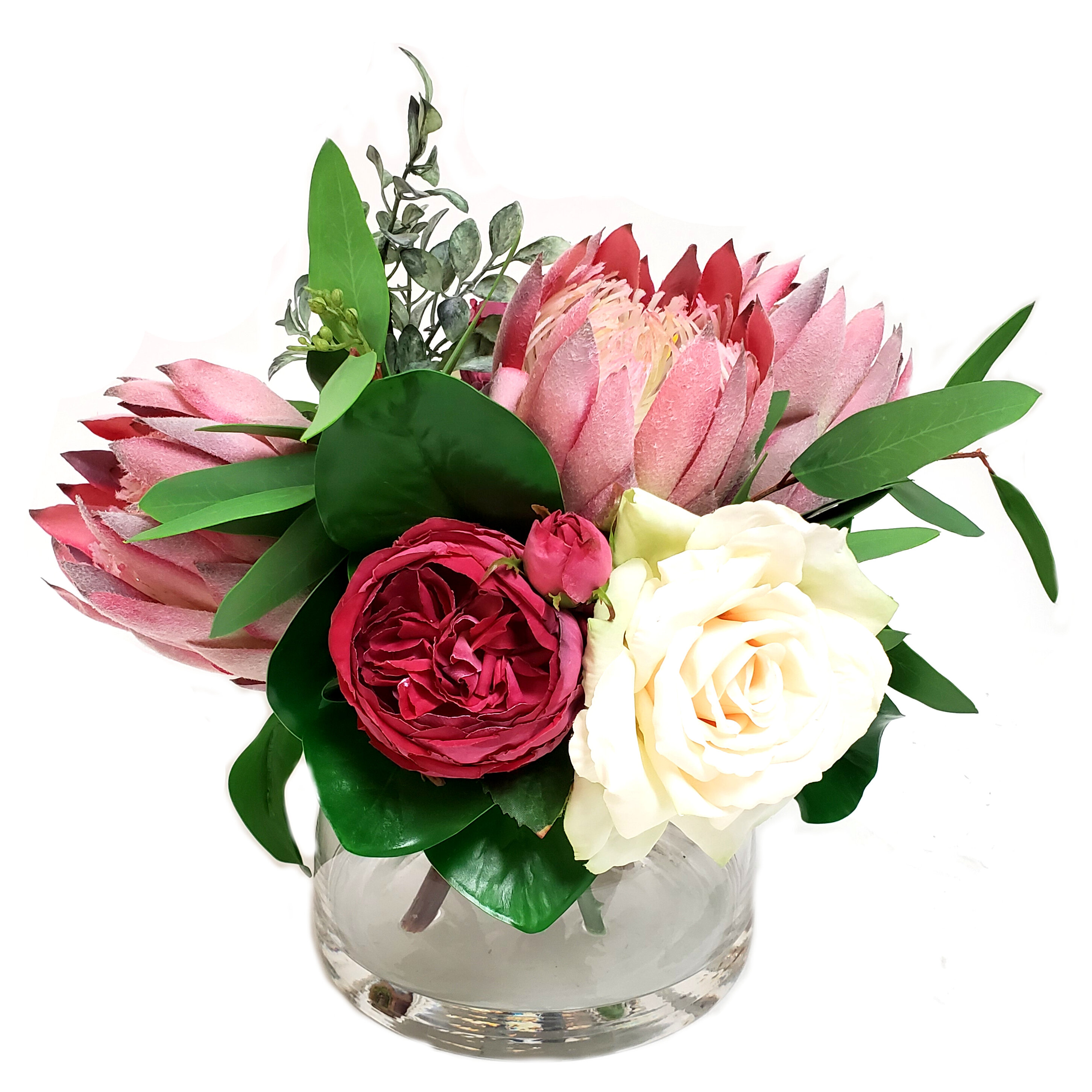 Alcott Hill English Mixed Floral Arrangements And Centerpieces In Vase Wayfair