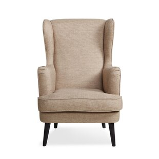 Darby Home Co Guillame Wingback Chair
