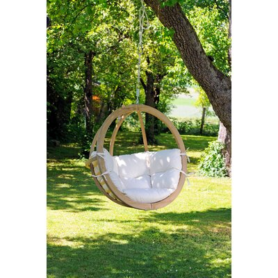 Lake City Swing Chair by Freeport Park