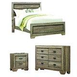 Henry Standard Configurable Bedroom Set by Loon Peak