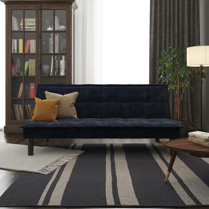 timeless design 47816 76802 Sherbrooke Memory Foam Convertible Sofa