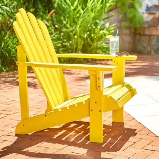 Ashmount Wood Adirondack Chair