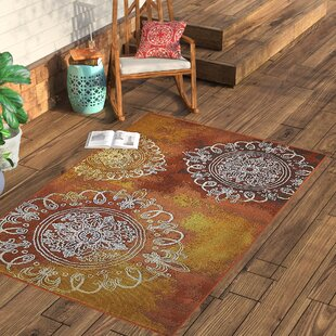 Victoria Brown Indoor/Outdoor Area Rug