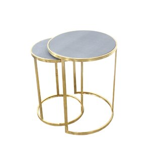 Purchase Dulcie 2 Piece Nesting Tables by Mercer41