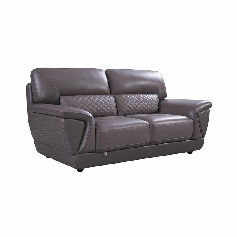 Latitude Run Kopervik Loveseat Wayfair