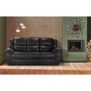 Shira 3 Seater Reclining Sofa By Ebern Designs