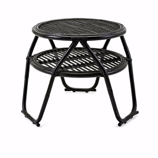 Cully Rattan Coffee Table by Ivy Bronx