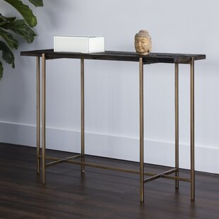 Laclair Console Table by Bloomsbury Market