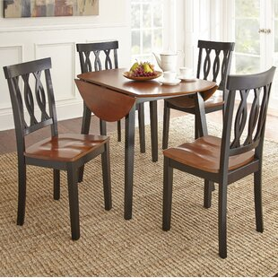 Andover Mills Eastgate 5 Piece Dining Set