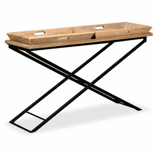 Review Canalou Console Table